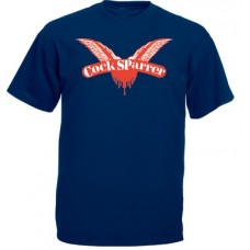 Cock Sparrer - Wings T Shirt
