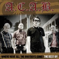 "A.C.A.B - Best Of 12"" LP + CD Limited Red Vinyl (in stock 25/2/19)"