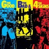 """4 Skins - The Good, The Bad & The 4 Skins 12"""" LP"""