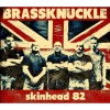 "Brassknuckle - Skinhead 82 12"" LP CLEAR VINYL (back in stock lim 300)"