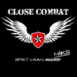 CLOSE COMBAT - SPIET VAAN NIKS CD Digipack