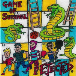 """The Ejected - Game Of Survival 12"""" LP"""