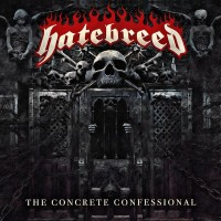 "Hatebreed - The Concrete Confessional 12"" LP"