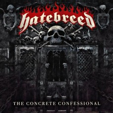 "Hatebreed - The Concrete Confessional 12"" LP"