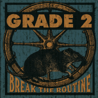 "Grade 2 - Break the Routine 12"" LP"