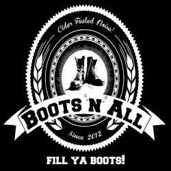"Boots`n`All - Fill Ya Boots! 12"" LP"