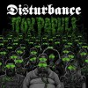 "Disturbance - Tox Populi 12"" LP (Green vinyl)"