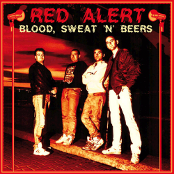 """Red Alert - Blood, Sweat and Beers 12"""" LP"""