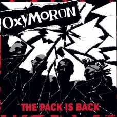 "Oxymornon - The Pack is Back 12"" LP Blood Red Vinyl"