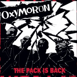 """Oxymornon - The Pack is Back 12"""" LP Blood Red Vinyl"""