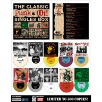 "The Classic Punk & Oi! Singles Boxset 10 x 7"" (lim 500)"