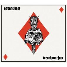 Savage Beat - Trench Warfare CD