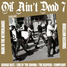 Oi! Aint Dead Vol 7 CD - CD sampler