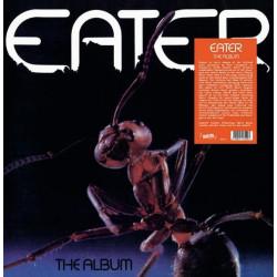 """Eater - The Album 12"""" LP (Incl 3 bonus songs, lyric inner + poster)"""