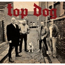 "Top Dog - S/T 12"" Clear Vinyl"