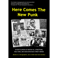 HERE COMES THE NEW PUNK (Third edition) back in stock now!
