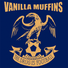 "Vanilla Muffins - The Drug is Football 12"" LP"